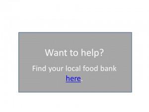Food Bank Locations
