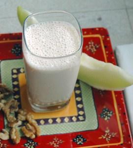 Melon Creamsicle Smoothie 3