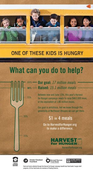 Harvest for Hunger Campaign