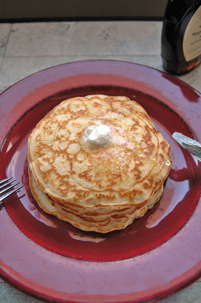 Our Favorite Pancakes