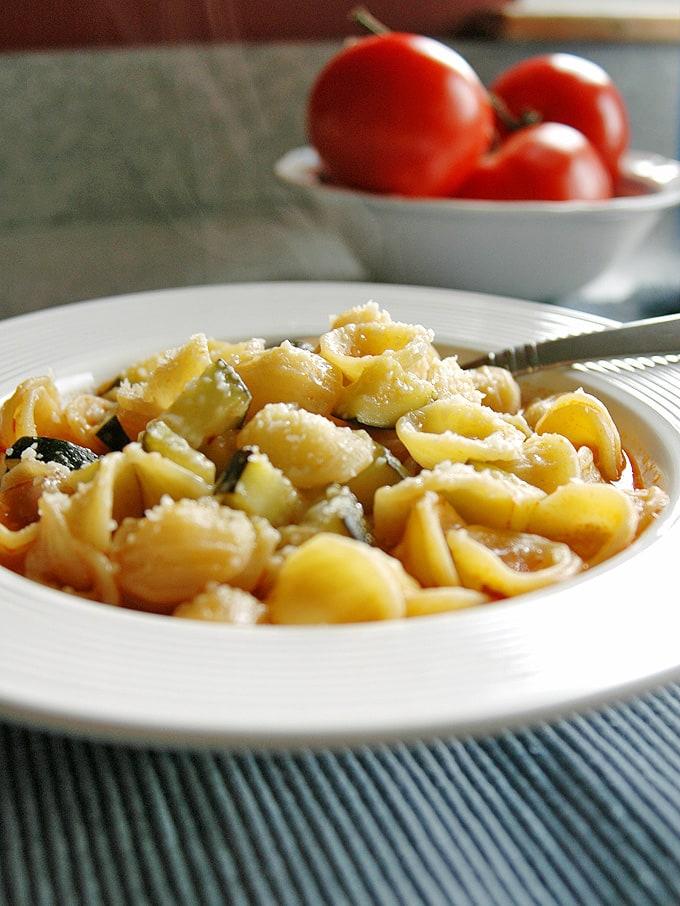 Pasta e Zucchini