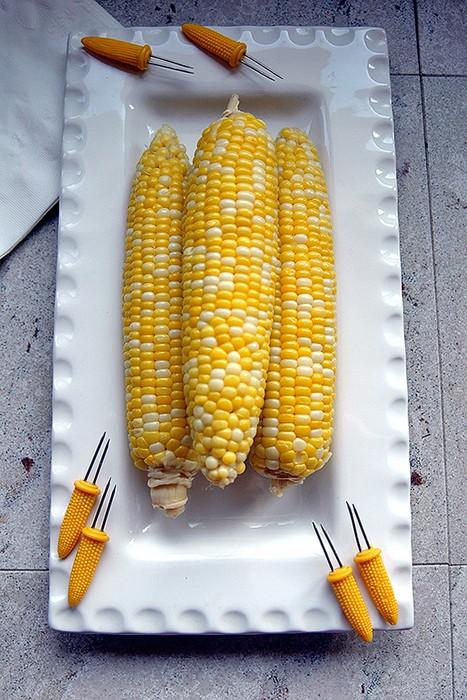 The Best Corn on the Cob