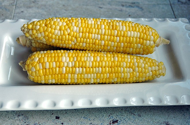 The Best Corn on the Cob