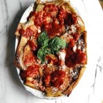 Parmesan-Eggplants-with-Tomato-Sauce