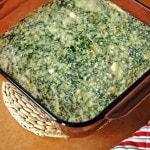 Creamed-Spinach-and-Artichoke-Casserole