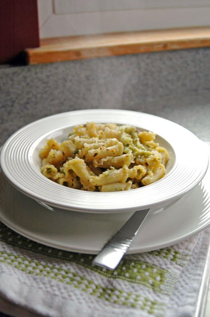 Pasta-e-Broccoli