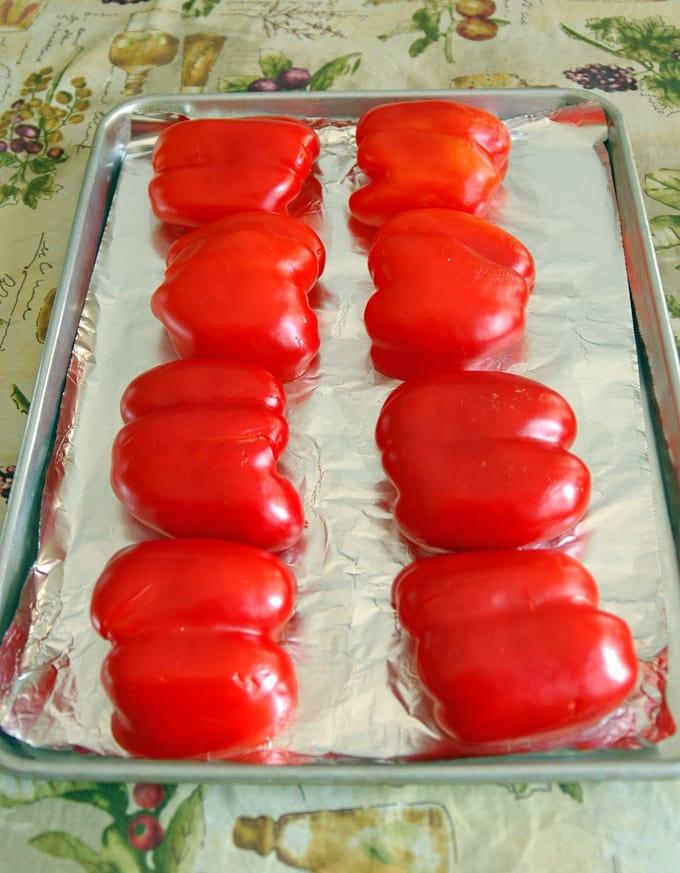 Red-Bell-Pepper-Halves
