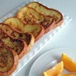 Mom's Orange French Toast