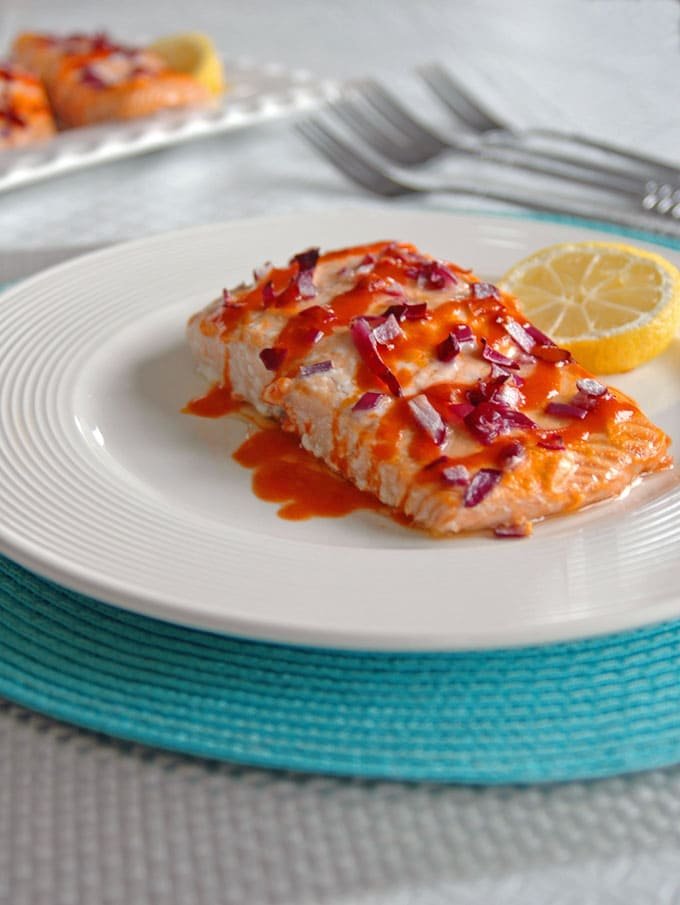 Buffalo-Salmon-with-Roasted-Red-Onions