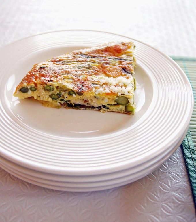 Mom's-Asparagus-Frittata