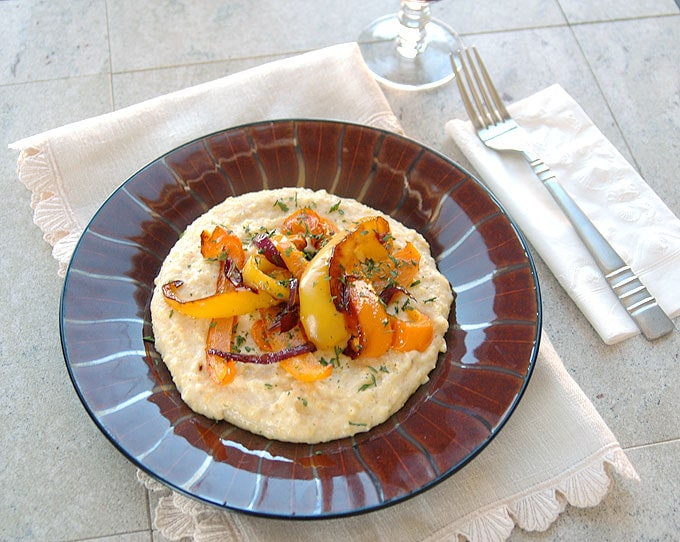 Creamy-Parmesan-Polenta