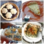 8 Pies for Pi Day 2015
