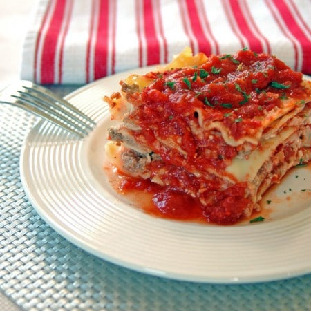 Traditional-Lasagna