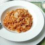 One-Pot-Farro-with-Cauliflower-and-Onions