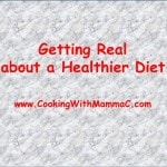 Mamma C Gets Real about a Healthier Diet