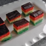 My Son's Tri-Color Italian Cookies