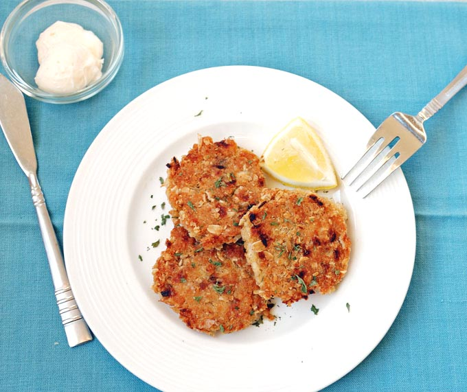 What Is Needed To Make Crab Cakes