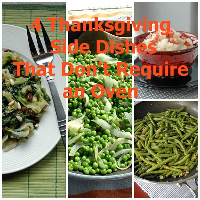 4 Thanksgiving Side Dishes That Don\'t Require an Oven