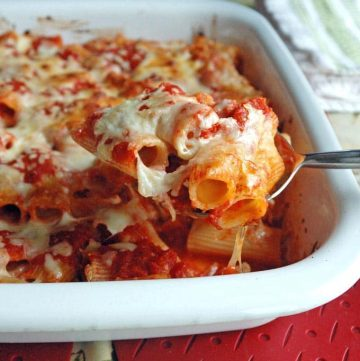 Pasta-al-Forno-with-Smoked-Mozzarella