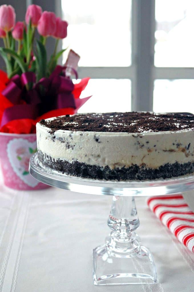 Ice Cream Cake Recipe Oreo Crust