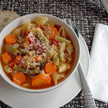 Minestrone-with-Fire-Roasted-Tomatoes