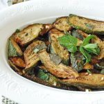 Zucchini with Mint