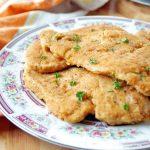 Breaded Italian Chicken Cutlets