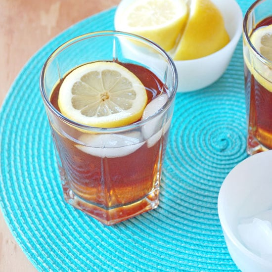 How to Meal Plan Image - Iced tea