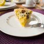 Easy Lemon Pie with Pecans