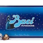 bag of perugina baci (chocolate/hazelnut candies)