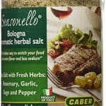 a bag of seasonello herbal salt