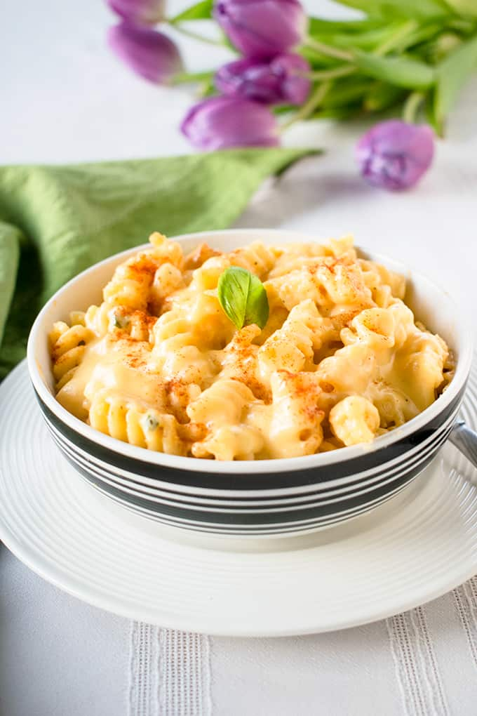 Italian Mac and Cheese (Stovetop) - Top Ten Recipes and Highlights of 2017 from Cooking with Mamma C #macaroniandcheese #macandcheese