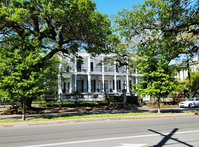 New orleans restaurants and trip highlights - New orleans garden district restaurants ...