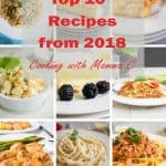 Top 10 Recipes from 2018