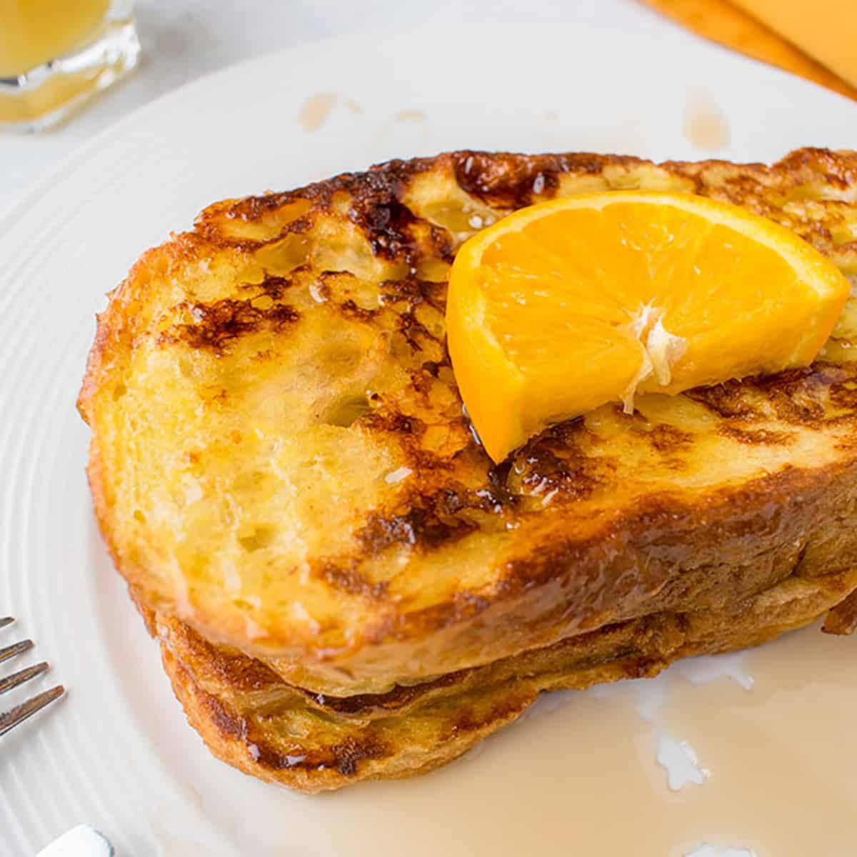 Mom S Orange French Toast The Best Cooking With Mamma C