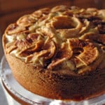 whole apple cake